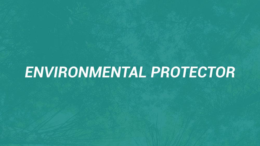 EnvironmentalProtector